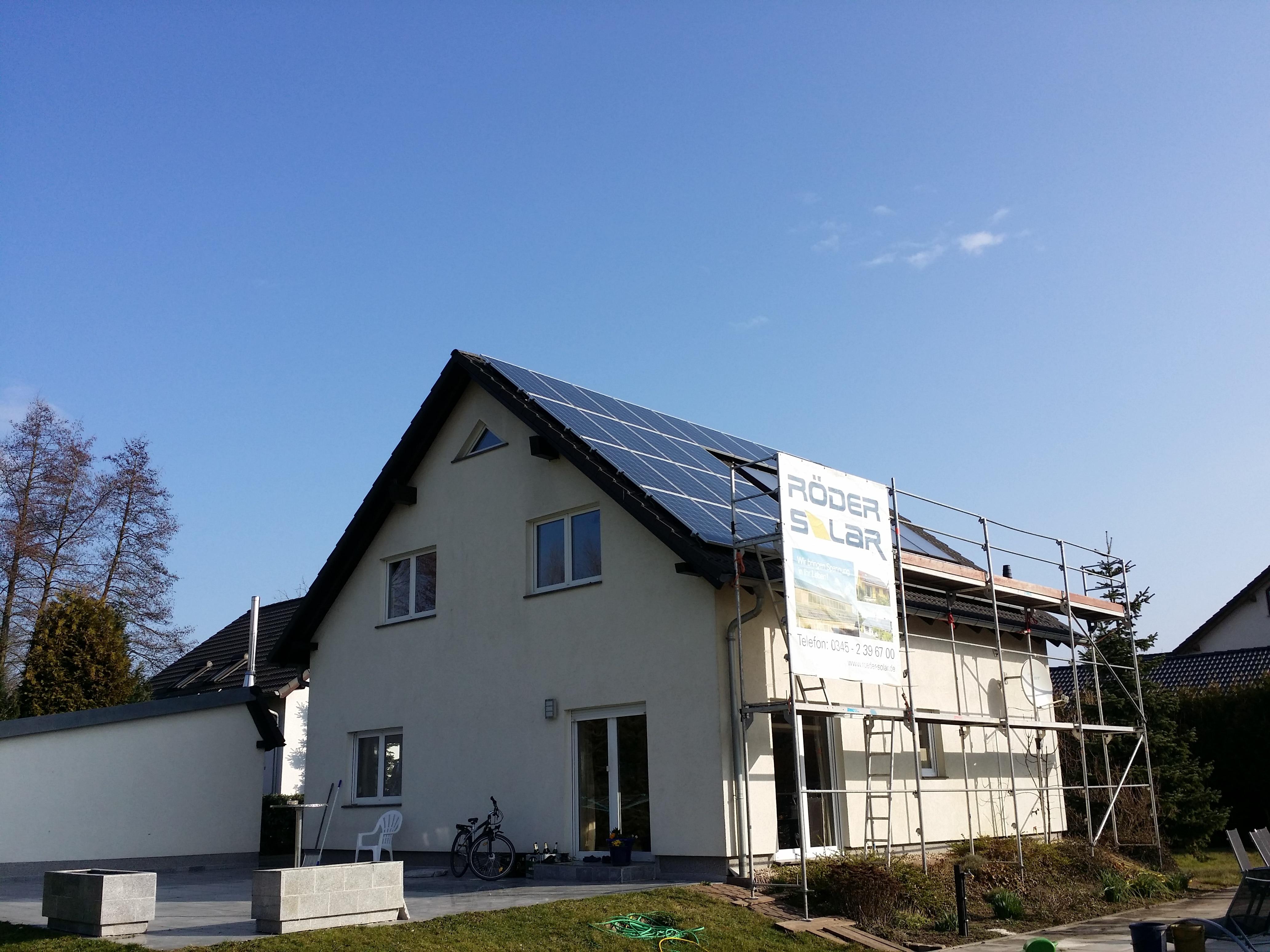PV-Anlage Saalekreis
