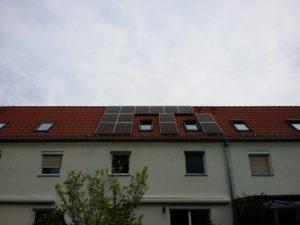 PV-Anlage in Leipzig