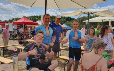Röder Solar erfolgreich beim Halle Triathlon